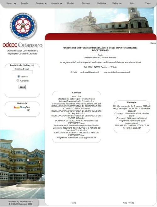 Ordine dei Dottori Commercialisti (2005)