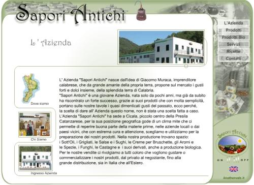 Sapori Antichi (2003)