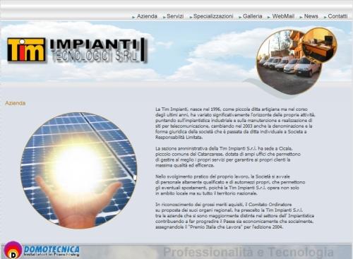 TIM Impianti (2005)