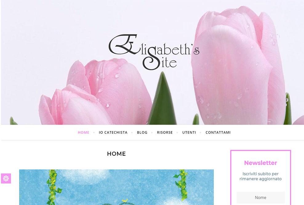 Elisabeth's Site